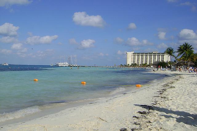 Langosta Beach Cancun