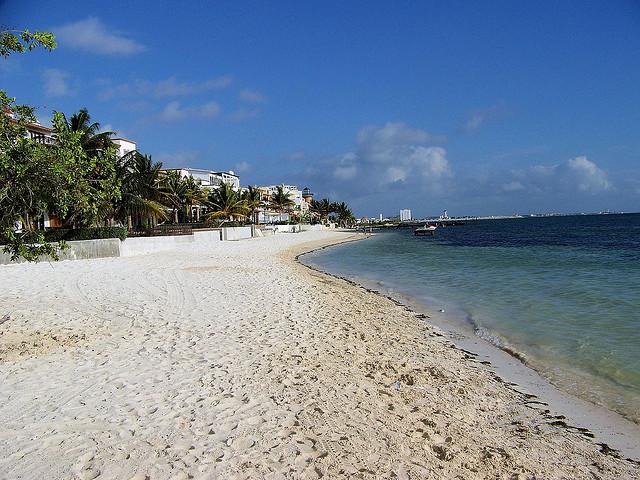 Las Perlas Beach Cancun