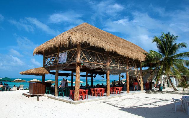 Tortugas Beach Cancun