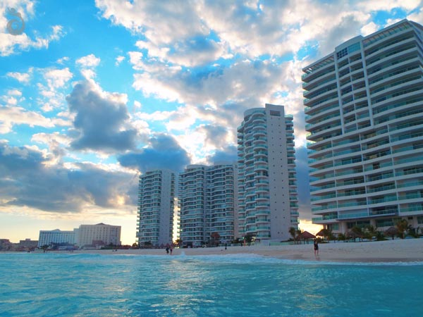 Chac Mool Beach Cancun