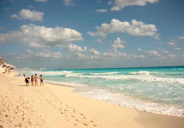 Ballenas Beach Cancun