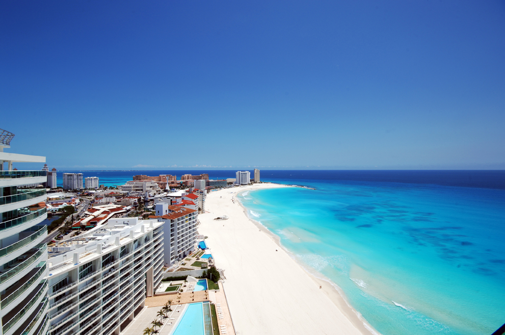 Cancun To Receive Over Million Visitors In Smart Map - Cancun hotel zone map